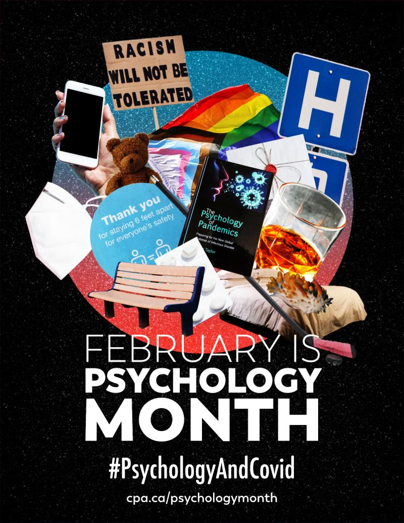 Psychology Month in Canada